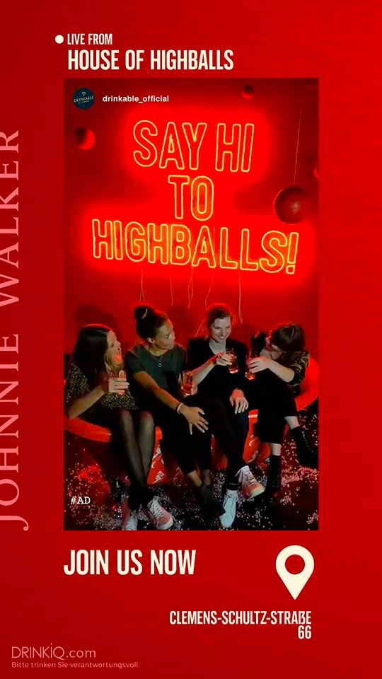 JohnnieWalker D6 poster - location Dynamic